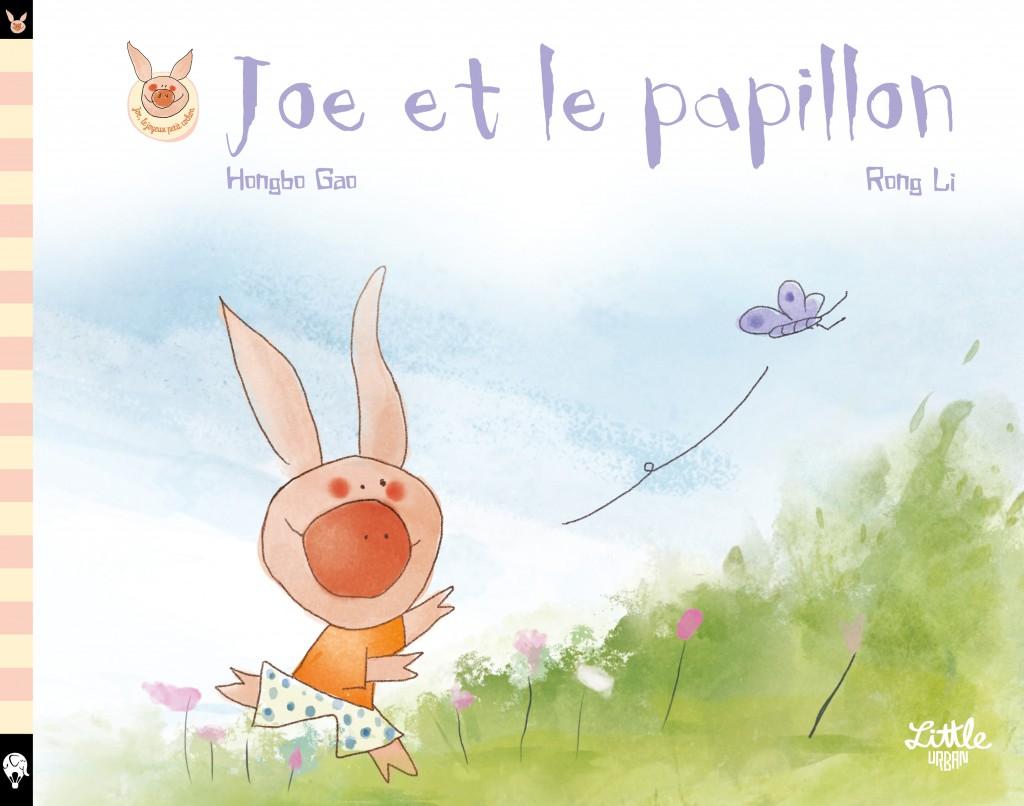 JOE LE COCHON  - T1 - couv