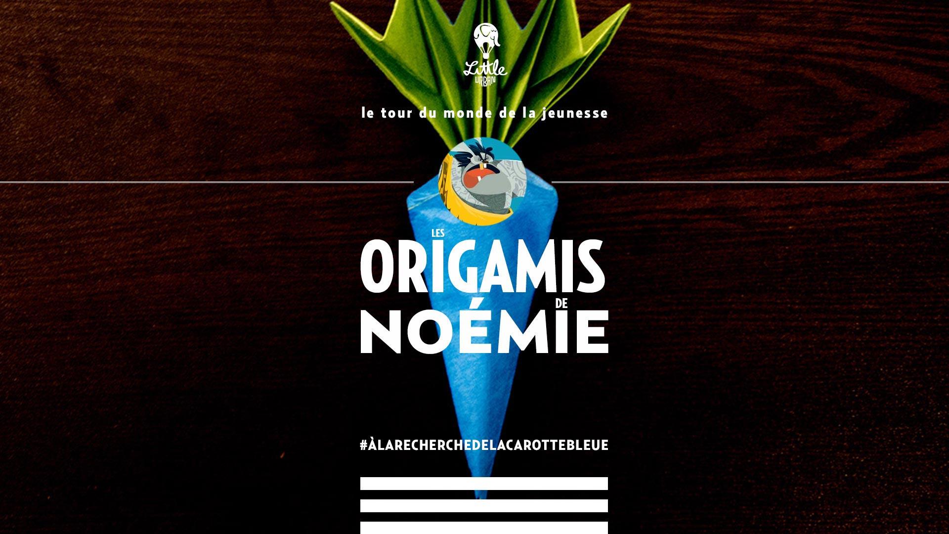 Carotte Bleue destiné atelier origami : À la recherche de la carotte bleue - little urban