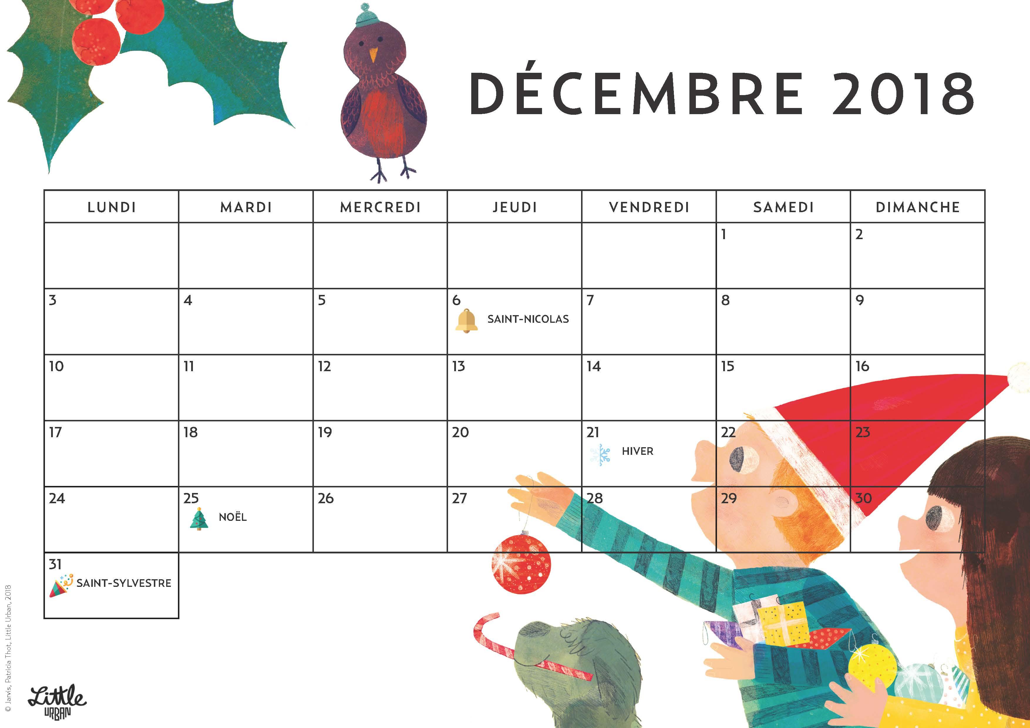 calendrier_ decembre_2018
