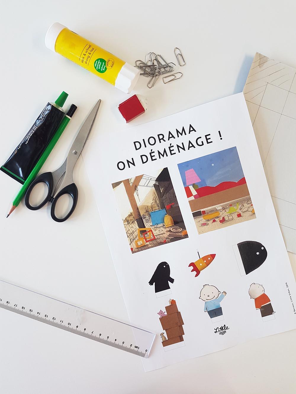 Diorama - 1